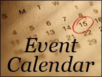 ministry event calendar